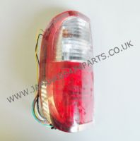 Ford Ranger 2.5TD Pick Up ER24 (12Valve) (06/2004-02/2006) - Rear Tail/Back Lamp LH Top Clear Lens